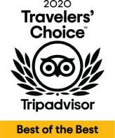 2020 Traveler's Choice Tripadvisor